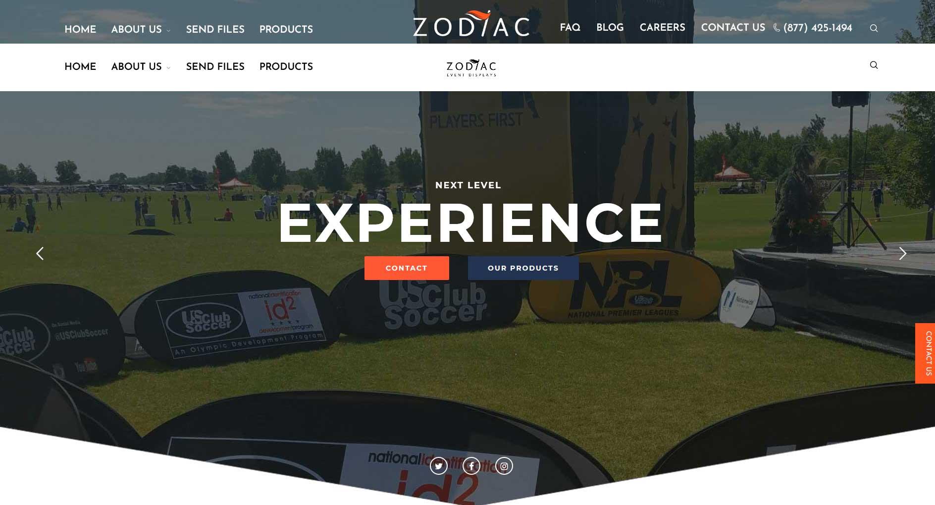 Zodiac-Displays