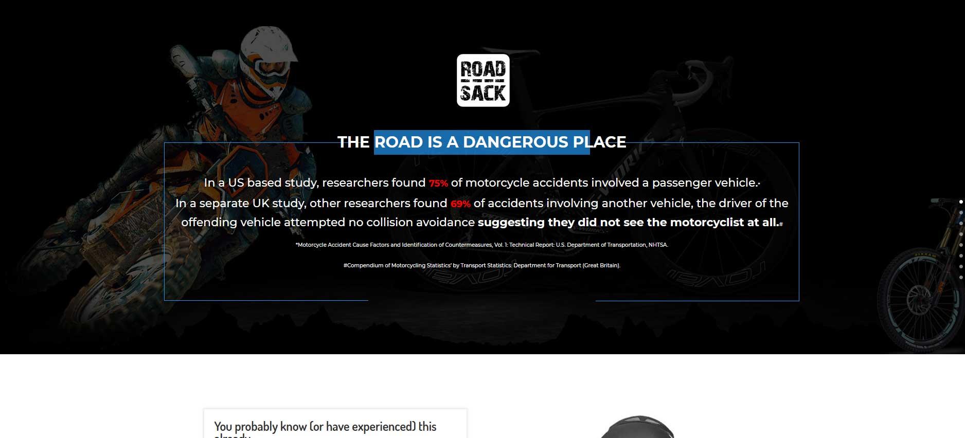 Road-sack